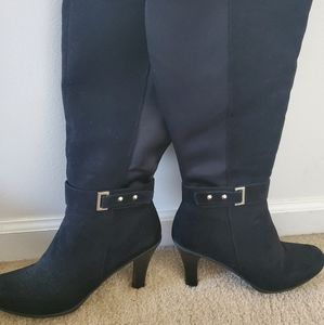 Madeline girl high boots
